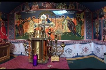 Holy Trinity Altar